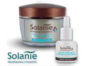 Solanie Argan stem cells skin care line