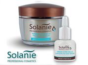 Solanie Argan stem cells skin care line