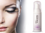 Clean lashes are healthy lashes!