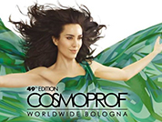 Cosmoprof Bologna 18 – 21 March, 2016