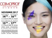 Cosmoprof Asia, Hong Kong 2017