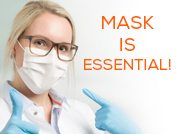 Wear face mask and stay safe!