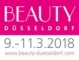Soalnie  shows off at Beauty Düsseldorf
