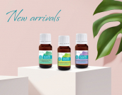 We are thrilled to announce the launch of new Solanie products