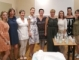 Successful Solanie training at Alveola Beauty School for a Russian group